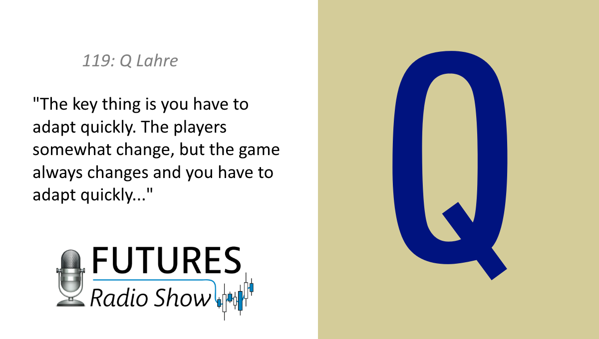 Trader Wisdom Archives | Futures Radio Show